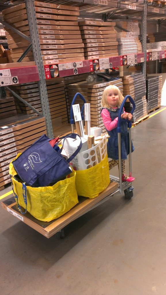 Sometimes IKEA is the winner.