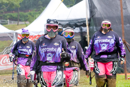Team Bitchin' as we competed in Malaysia. Photo Credit - Desmond Foo - The Third Eye