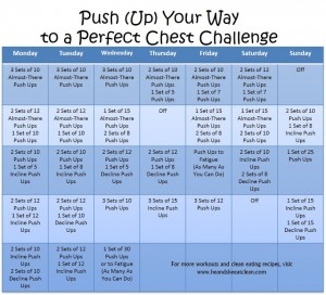 Challenge courtesy of www.heandsheeatclean.com