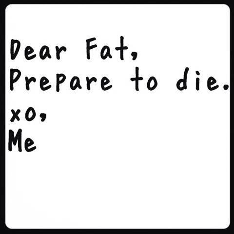 Die fat
